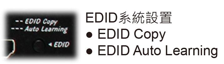 EDID management