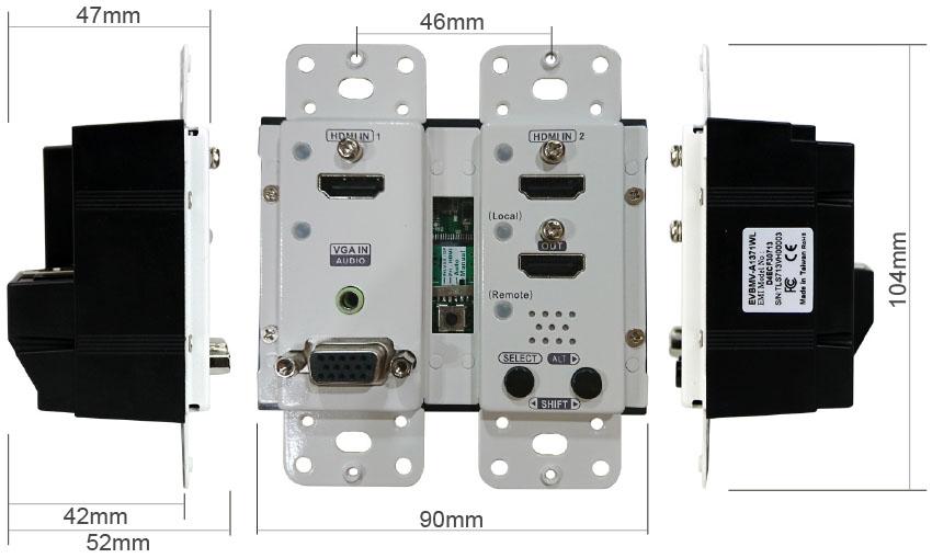 HDMI延伸器