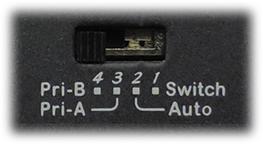 智能4K影音切換器自動感應自動切換